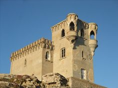 Castillo de Tarifa o de Santa Catalina, Tarifa, España