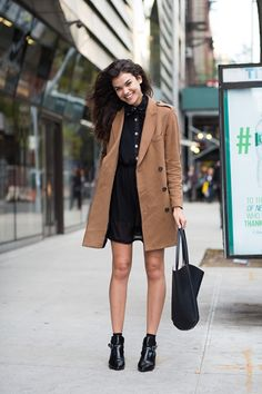 College Street Style, NYC Edition: 14 Killer Snaps That'll Inspire Your School Wardrobe