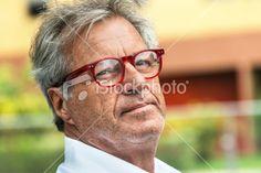 Serious man Royalty Free Stock Photo
