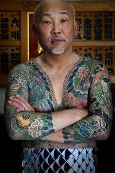 Horikazu - Big in Japan-Tattoo - Wall Street International
