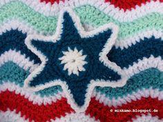Häkelstern ~ Crochet star