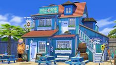 Sims Freeplay Houses, Sims 4 House Design, Sims Building, Sims 4 Build, Sims 4 Mods, The Sims, Video Games, Have Fun, Save File