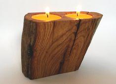 Deadwood aok candlestick by WINDBREAKshop on Etsy