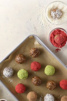 5 Delicious Medjool Date Energy Ball Recipes That Are Better Than Dessert