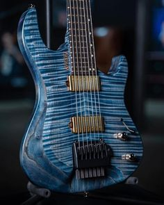 """Simply headless Guitars on Instagram: """"🔥😍 such a mean Flame Quilted top on this Osiris!✨🙌 honestly the people at kiesel keep killing it with these finishes🤘❤️ remarkable guitars…"""""""