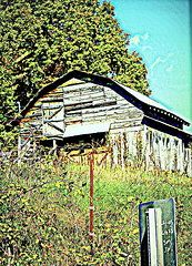 Teresa Johnson - Barn by the NC Road