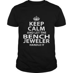 BENCH JEWELER T-Shirts, Hoodies. Check Price Now ==► https://www.sunfrog.com/LifeStyle/BENCH-JEWELER-118382675-Black-Guys.html?41382