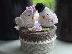 Stitches from Holland: Patroon Lovebirds/Tortelduifjes