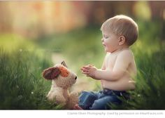 Beautiful Toddler Photo of the Week by Jamie Olsen Photography via iHeartFaces.com