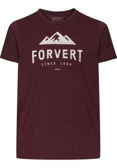 Forvert Logan - titus-shop.com  #TShirt #MenClothing #titus #titusskateshop