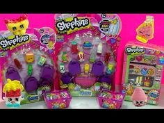 SHOPKINS!! RARES, ULTRA RARES AND SPECIAL EDITION DRIBBLES!! - YouTube