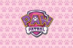 Girl Paw Patrol Backdrop Girl Paw Patrol por paperstudioeu en Etsy