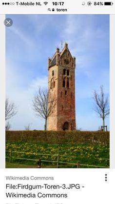 Plaats: firdgum Architect: gj veenstra Naam: kerktoren van firdgum