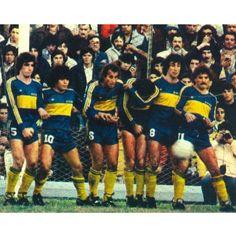 Maradona en Boca
