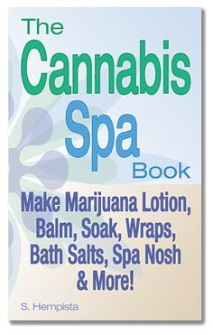 So you want to make your own marijuana lotion?