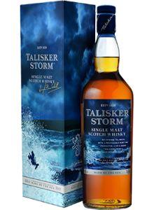 Talisker Storm Single Malt #Scotch Whisky | @Caskers