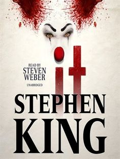 Audiobook Review: IT by Stephen King