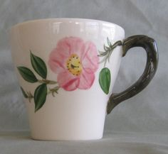 Franciscan Desert Rose 10 oz. Large Coffee Cup in Seemingly Unused Condition via Etsy