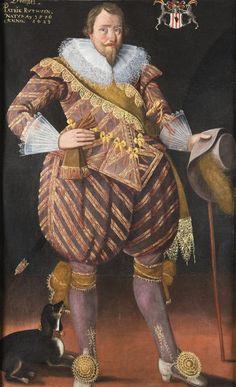 Porträtt, man 17th Century Clothing, 17th Century Fashion, 17th Century Art, Historical Art, Historical Costume, Historical Clothing, Renaissance Portraits, Disco Fashion, Antique Pictures