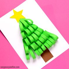 Ready for Christmas crafting? We are and we are sharing another fun crafting idea with you – let's make a paper strips Christmas tree craft! Such a fun way to work on cutting and fine motor, and make a wonderful project at the same time. *this post contains affiliate links* We love Christmas tree projects! …