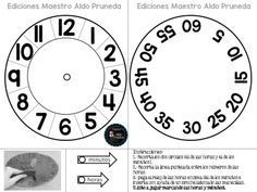 We work the hours - Educational Images Teaching Time, Teaching Reading, Teaching Tools, Teaching Math, English Primary School, Teaching English, English Class, 1st Grade Worksheets, 2nd Grade Math