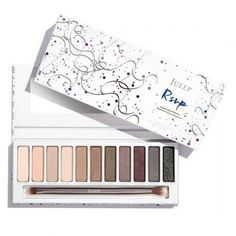 🎉Host Pick x2🎉Julep RSVP Eyeshadow Palette RSVP Eyeshadow Palette by Julep. Eleven soiree-minded shadows and a two-sided brush in our gift-ready, winter white, artist-illustrated palette. Layers and blends to create easy, on-trend eye looks. Treats your eyelids to the smoothing, nourishing benefits of Power Cell Complex™, a Julep-exclusive blend of age-defying, skin-boosting, ultra-hydrating ingredients: Rosehip seed oil, Malvaceae Lipid Extract™, and Green coffee bean oil. New in box…
