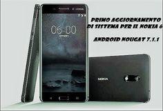 UNIVERSO NOKIA: Primo aggiornamento di sistema per Nokia 6: Androi...