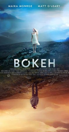 Exclusive Poster for Maika Monroe's New Thriller, Bokeh Buy Movies, Good Movies, Movies Online, Awesome Movies, Bokeh, Movie Poster Font, Movie Posters, Mysterious Events, Be With You Movie