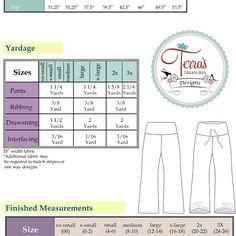 Terra's Treasures Portlander Pants