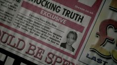 Mycroft gave Jim information about Sherlock. Was it true? Mycroft had a copy of the paper and laughed about Rich Brook. He knew then and probably before then that Jim was targetting Sherlock.