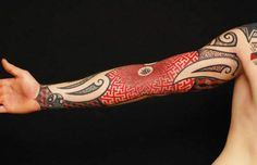 Tattoo Artist - Gerhard Wiesbeck