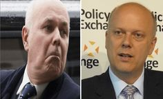 IDS and Chris Grayling face a criminal case from a leading human rights lawyer