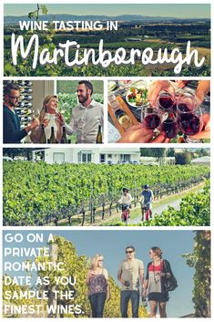 Go on a private romantic date as you sample the finest wines. Romantic Things To Do, Romantic Dates, Romantic Getaway, Fine Wine, Wine Tasting, New Zealand, Wines, Stuff To Do, Places To Visit