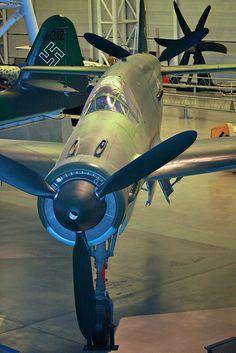 WW2 Dornier Do355