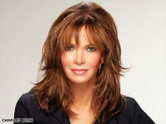 Medium Hair Styles For Women Over 40 | CSI Las Vegas Brasil: Jaclyn smith em CSI