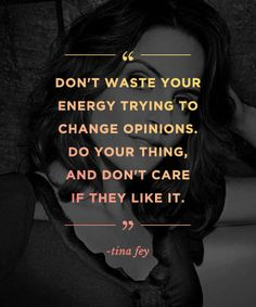 REPIN this motivational quote from Tina Fey to inspire others!
