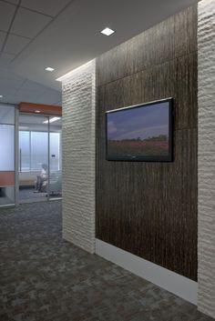 TorZo Tiikeri Wall Panels In Corporate Office Designed By HOK