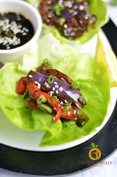 For all Eggplant lovers, 🍆🍚 I got an easy peasy awesome recipe for you! Instant pot Sweet and Spicy Eggplant stir fry aka delicious Meatless Monday recipe that is healthy, quick, and full of flavors! This sweet Eggplant Stir Fry, Spicy Eggplant, Stir Fry Lettuce, Lettuce Wraps, Meatless Monday, Sweet And Spicy, Instant Pot, Good Food, Healthy