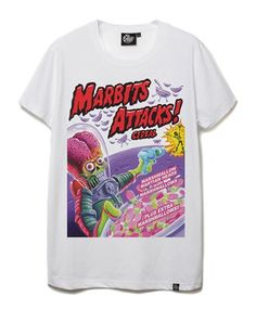 Marbits Attacks! - Be Street X Cereal Killers