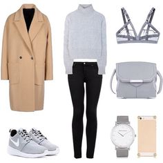 MINIMAL + CLASSIC: Outfit by Fashion Landscape | @blogandthecity