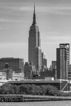 New York City by mbesserj #ErnstStrasser #USA Empire State Building, New York City, Usa, Travel, Viajes, New York, Trips, Nyc, Tourism