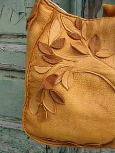 Lone Tree Elk Leather Bag Made to Order MXS