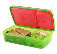 Giveaway- Two winners will receive a Meal Carrier from Fit & Fresh! Perfect for Back to School!