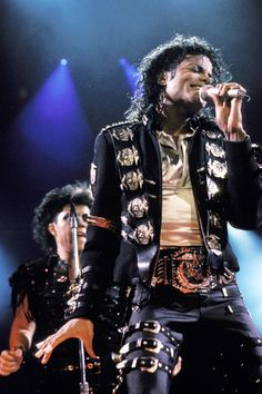 Michael Jackson Bad Era - Michael Jackson Photo (32315878) - Fanpop