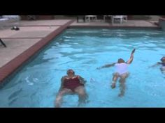 3 Golden Sisters on Olympic Synchronized Swimming