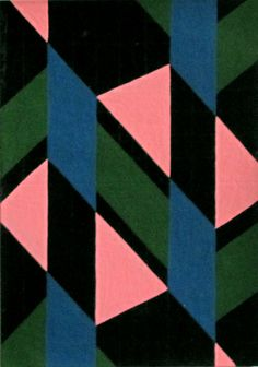 triangles and slanted rectangles. Textile Patterns, Textile Prints, Color Patterns, Print Patterns, Eleven Paris, Illustration Photo, Repeating Patterns, Surface Pattern, Pattern Wallpaper