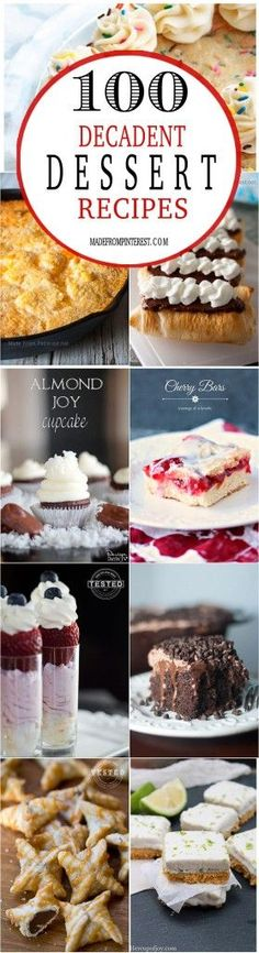 Dessert Recipes Easy