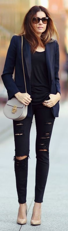 32 Best Blue Heels Outfit Images Blue Heels Outfit Casual Clothes
