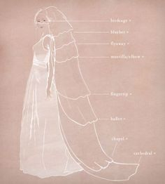 Wedding Veils/Veils/We've Heard About The Rules For Dresses, Have You Heard About The Rules For Veils? « Wedding Ideas, Top Wedding Blog's, Wedding Trends 2014 ...it's a bride's life