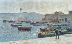 Anna Boch, la seule acheteuse de Van Gogh, peintre également